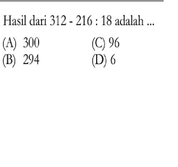 Soal Un Matematika Sd Zenius Soal Un Sd 2015 Matematika Zenius Net Soal Un Sd 2015 Matematika