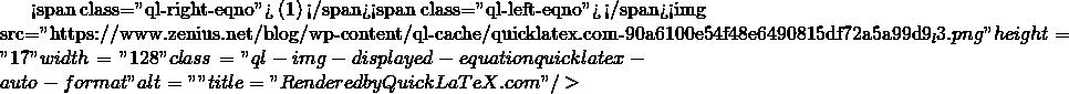 "<span class=""ql-right-eqno""> (1) </span><span class=""ql-left-eqno"">   </span><img src=""https://www.zenius.net/blog/wp-content/ql-cache/quicklatex.com-90a6100e54f48e6490815df72a5a99d9_l3.png"" height=""17"" width=""128"" class=""ql-img-displayed-equation quicklatex-auto-format"" alt=""\begin{align*} P_1 = P_0 + \rho.g.h_1 \end{align*}"" title=""Rendered by QuickLaTeX.com""/>"