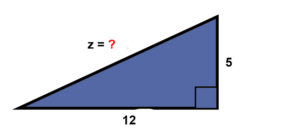 pythagoras 5-12-13