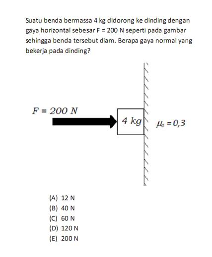 Contoh Soal Fisika2