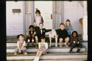 FILM 'THE LITTLE RASCALS' BY PENELOPE SPHEERIS