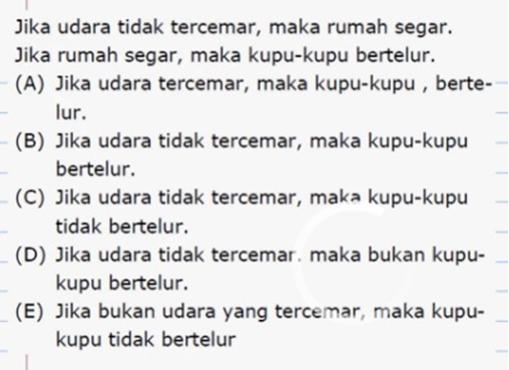 Tips Mengerjakan Soal Tpa Logika Kuantor Untuk Sbmptn Saiful Runardi