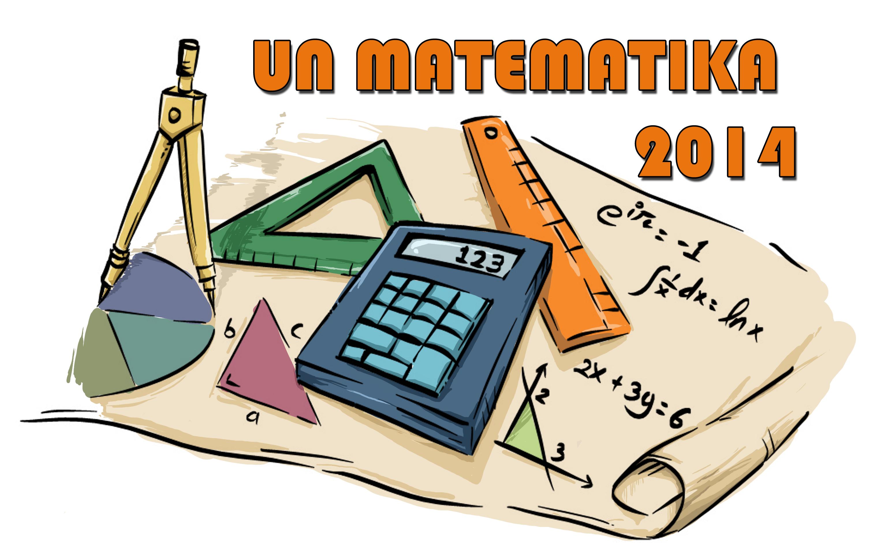 UN MATEMATIKA 2014