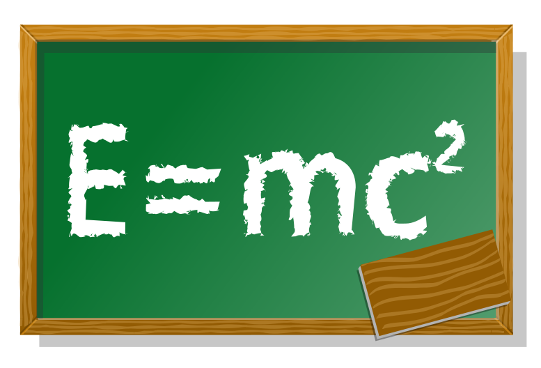 E = mc2 persamaan einstein