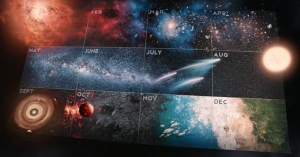 Kalender Kosmik