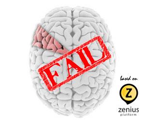 otak 10%