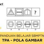 Panduan Belajar SBMPTN TPS / TPA: Tipe Soal Pola Gambar 26