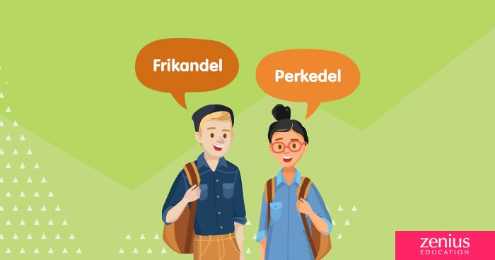 Asal-Usul Kata dalam Bahasa Indonesia 1