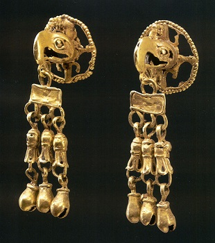aztec-ear-pendants
