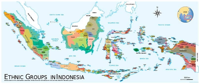 indonesia diversity