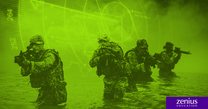 Pengaruh Konflik Perang Terhadap Perkembangan Sains & Teknologi 20