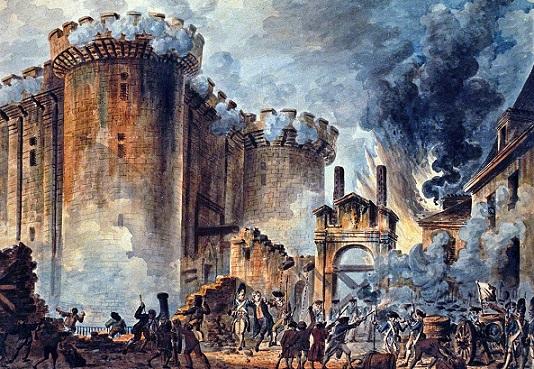 penyerangan penjara bastille