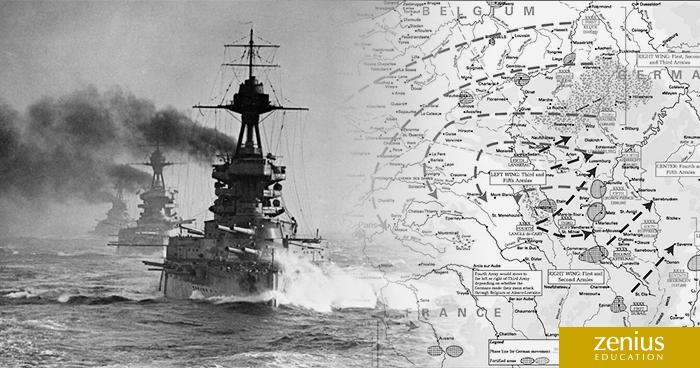 Apa sih yang Menyebabkan Perang Dunia di Abad 20? 19