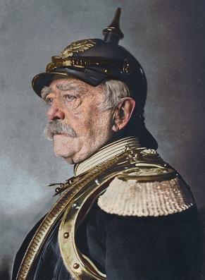 otto+von+bismarck+1871