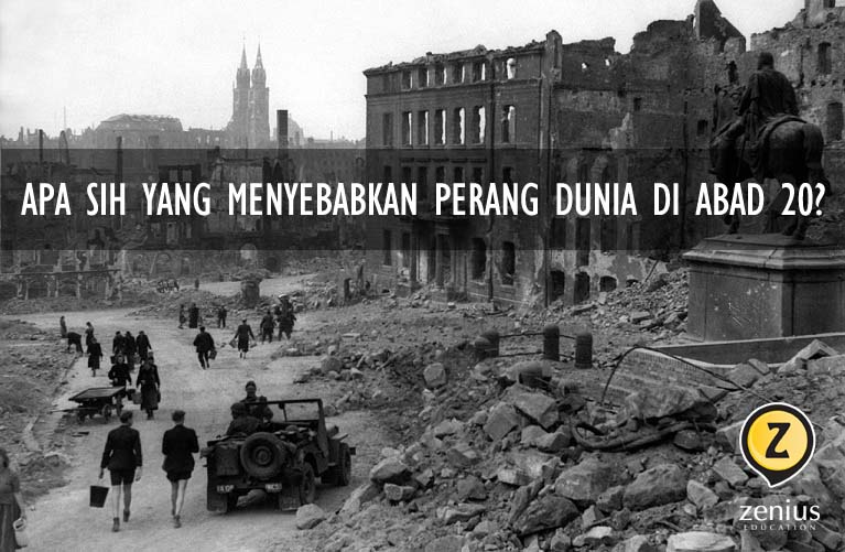 penyebab perang dunia