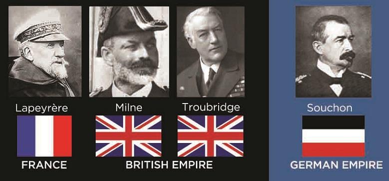Goeben & Breslau commander