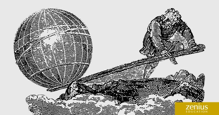Archimedes Pemikir Jenius Yang Mengangkat Dunia Zenius Blog