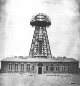 tesla_broadcast_tower_1904