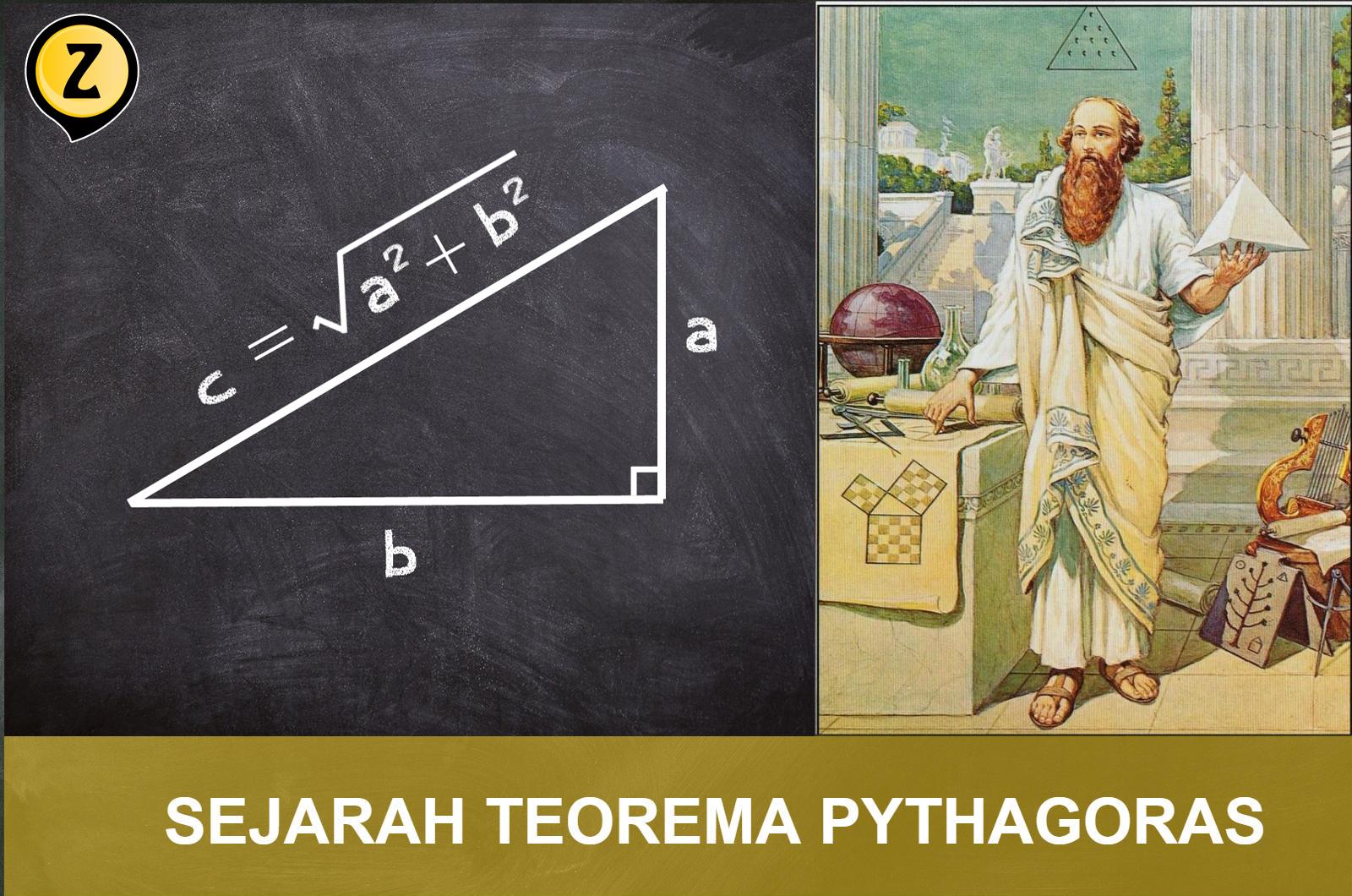 Cerita di Balik Teorema Pythagoras