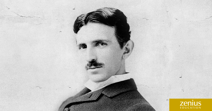 Biografi Nikola Tesla Zenius Blog