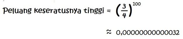 Penerapan Matematika dalam Hukum Hereditas Mendel 99