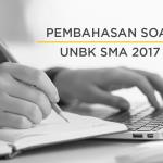 Pembahasan Soal Ujian Nasional Berbasis Komputer | UNBK SMA 2017 7