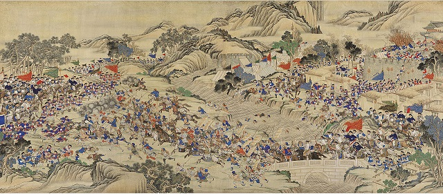 Kisah Runtuhnya Dinasti Terakhir Kekaisaran Tiongkok 125
