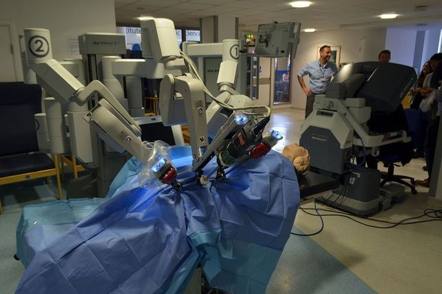 Akankah Robot Menguasai Kehidupan Manusia di Masa Depan? 43