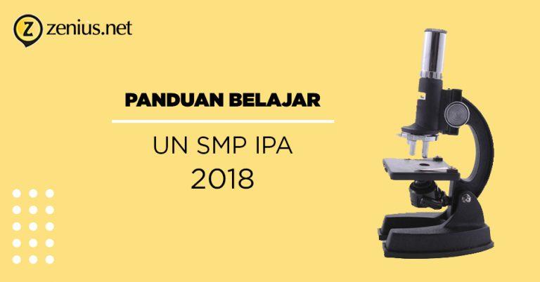 Panduan Belajar UN IPA SMP 2019 43