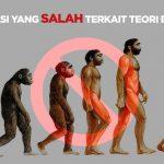 Berbagai Pandangan Keliru tentang Teori Evolusi 2
