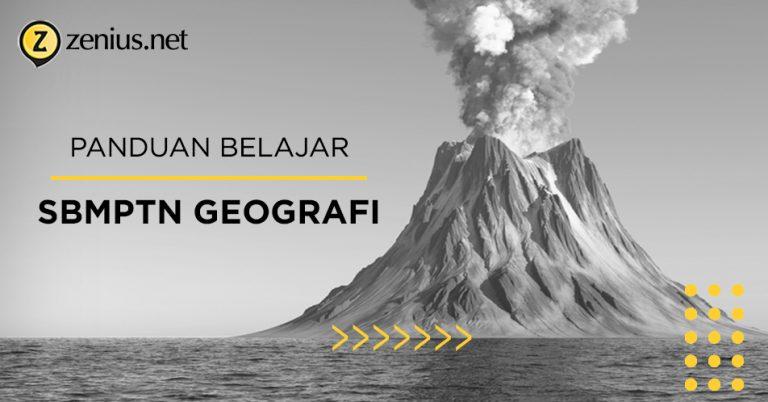 Panduan Belajar UTBK Geografi 10