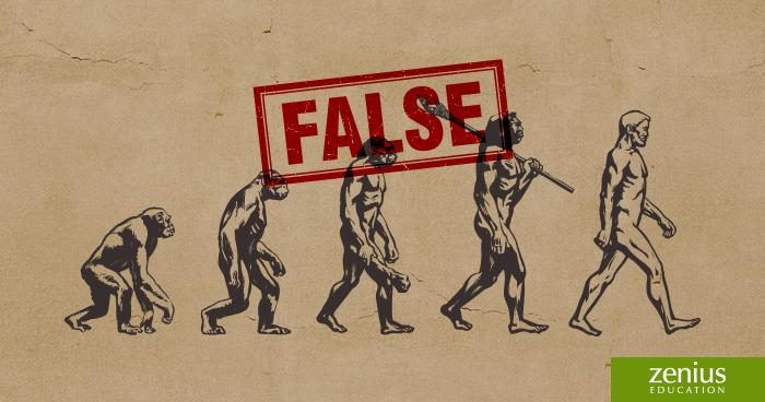 Berbagai Pandangan Keliru tentang Teori Evolusi 114