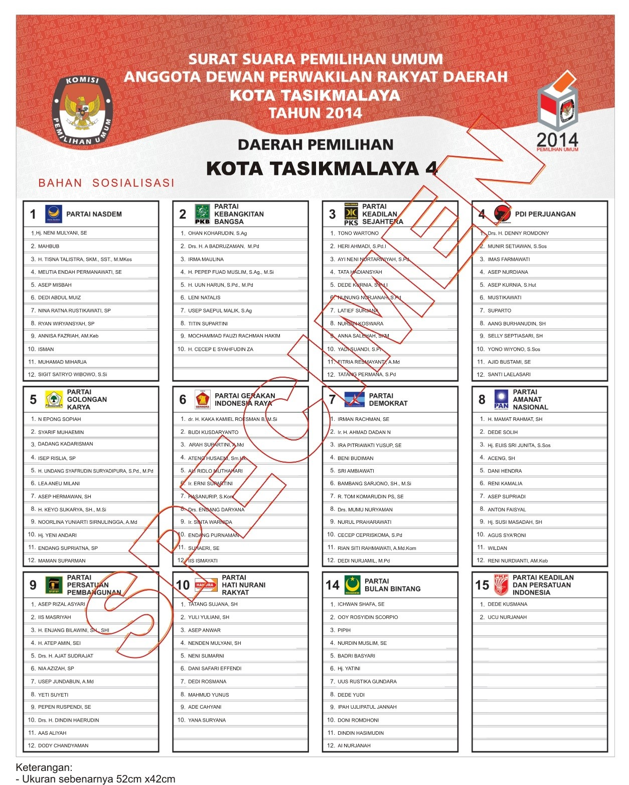 Mengenal Pemilu Di Indonesia