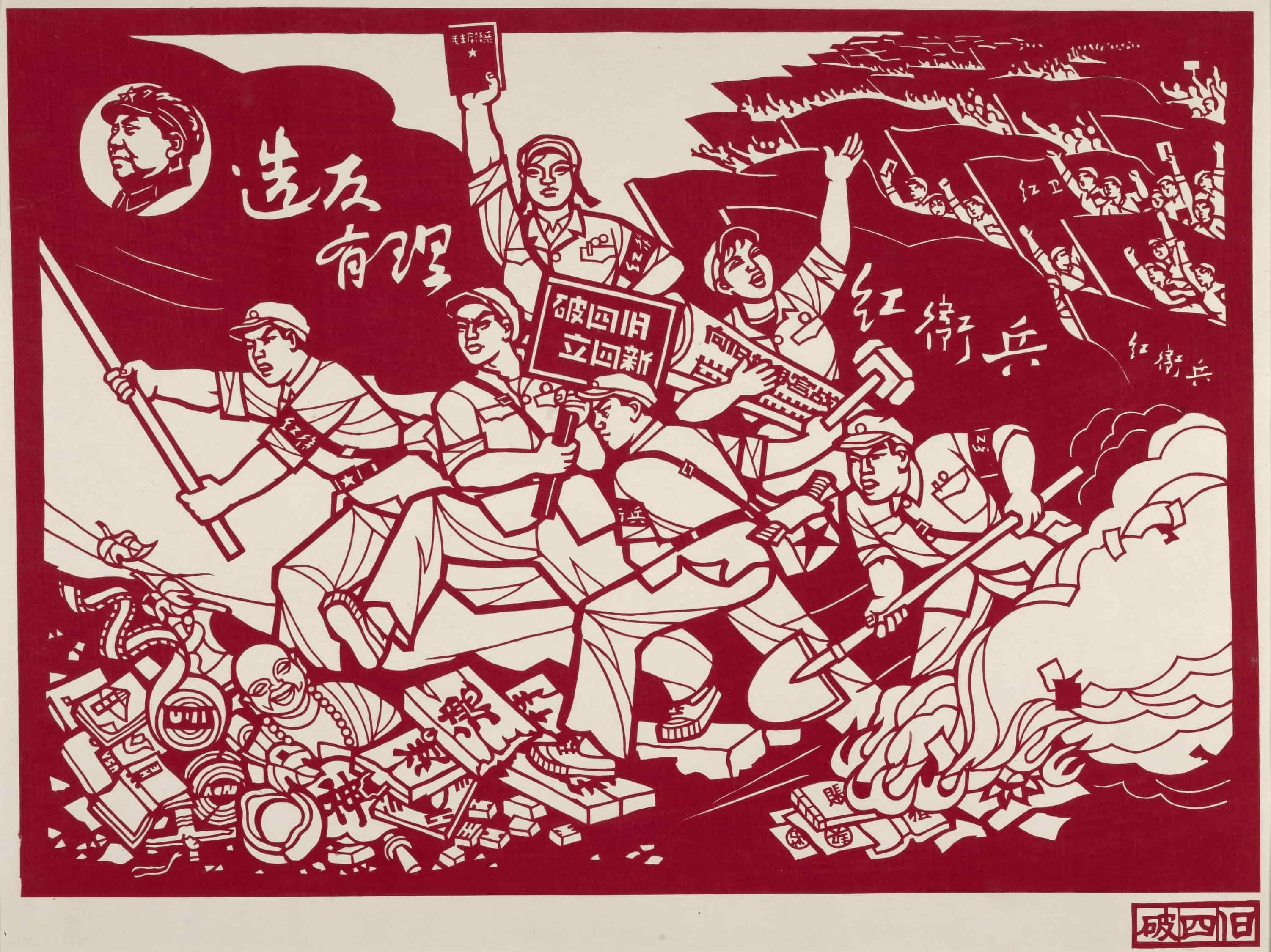 Ribuan Tahun Berbentuk Kekaisaran, Bagaimana Tiongkok menjadi Negara Komunis? 126