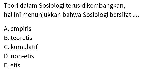 Pembahasan Lengkap seputar Soal HOTS 186