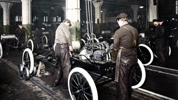 sejarah revolusi industri 4.0