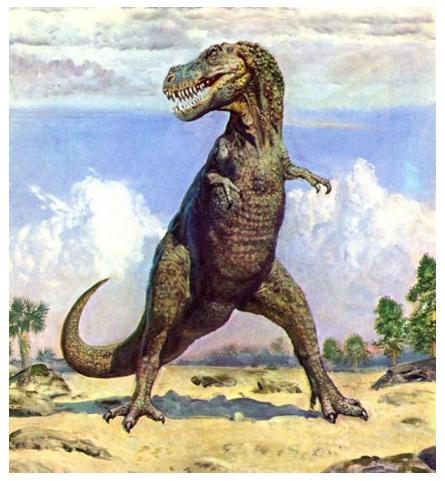 Mengapa Dinosaurus Bisa Berukuran Raksasa? 204