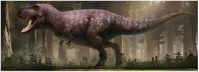 Mengapa Dinosaurus Bisa Berukuran Raksasa? 205