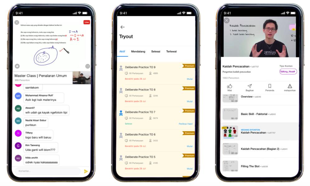 Zenius App: Aplikasi Belajar Online yang Lengkap, Praktis, dan Terjangkau 42