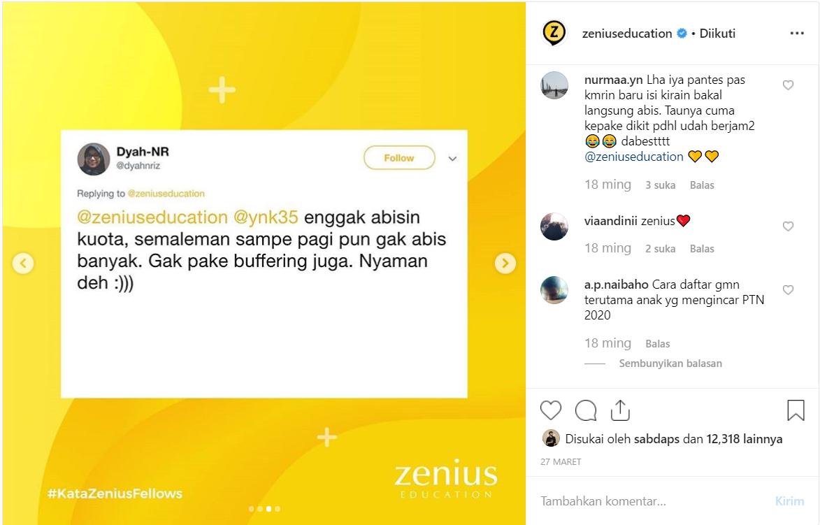 Zenius App: Aplikasi Belajar Online yang Lengkap, Praktis, dan Terjangkau 44
