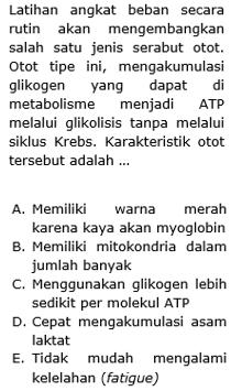 Contoh soal HOTS Biologi 1