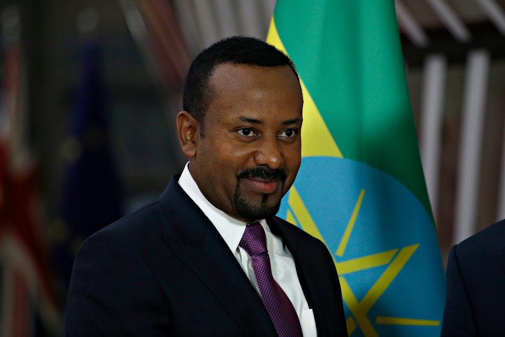 Hentikan Konflik dengan Negara Tetangga, Perdana Menteri Ethiopia Raih Nobel Perdamaian 2019