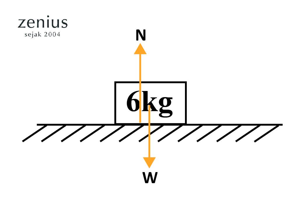 Materi Pelajaran Hukum Newton 1,2, dan 3 Beserta Contoh Soalnya 3