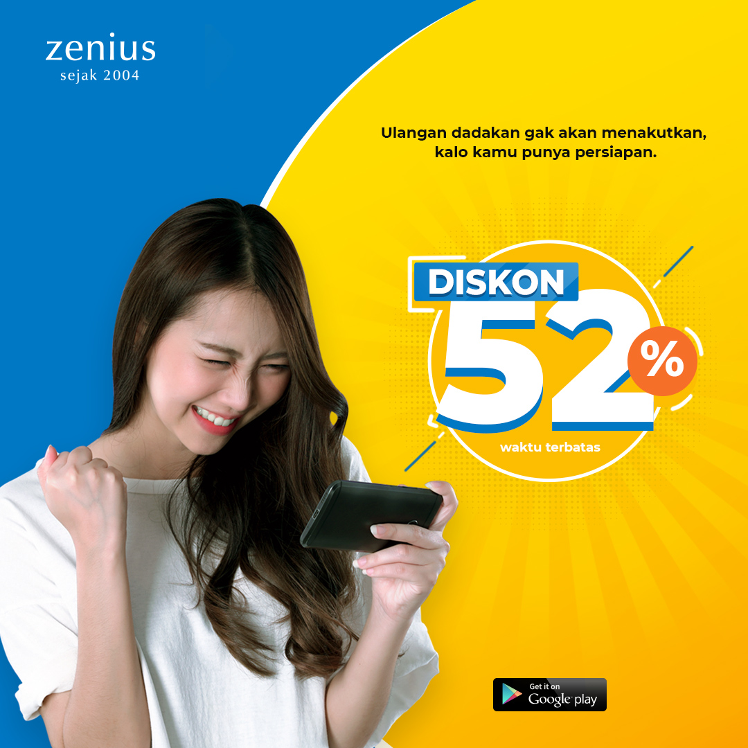 Advertisement Pengertian Ciri Ciri Dan Komponen Komponennya Zenius Nb19