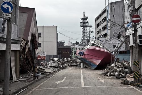 Hidup Berdampingan Dengan Bencana Alam