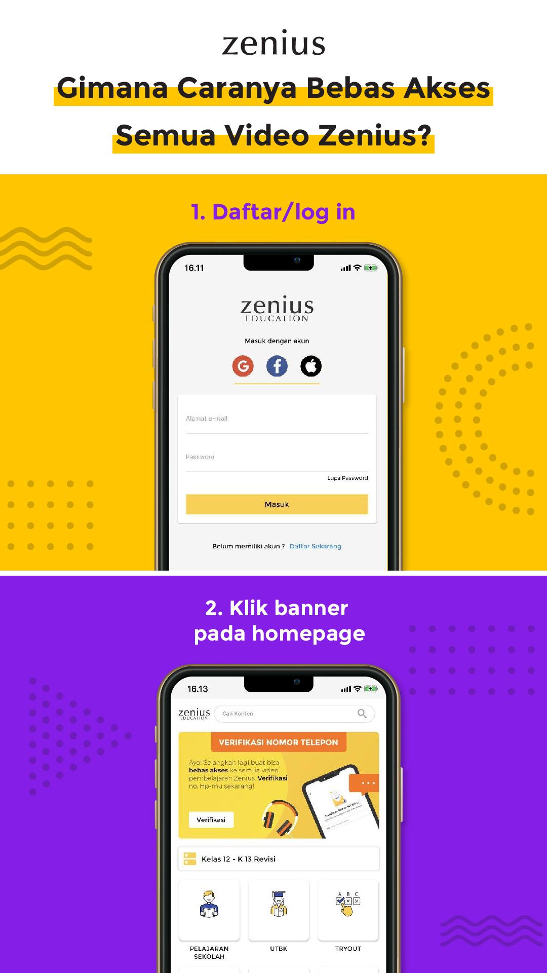 Cara Mudah Belajar Sepuasnya Bareng Zenius App Zenius Nb19