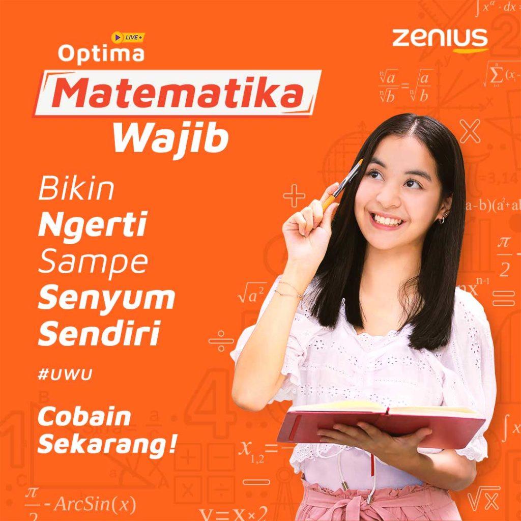 Zenius Optima Matematika