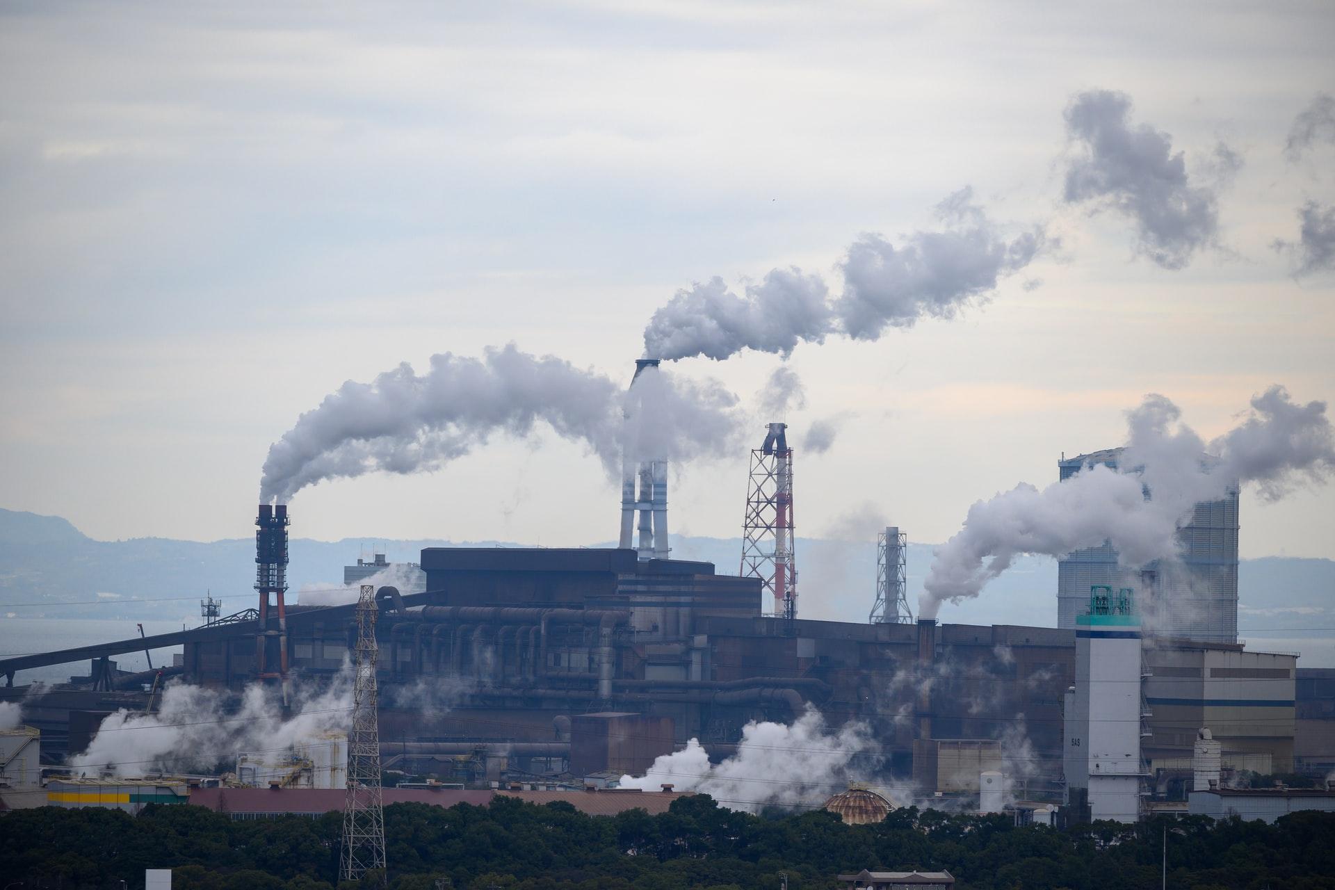 pencemaran udara-pencemaran lingkungan