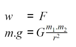 rumus medan gravitasi 1