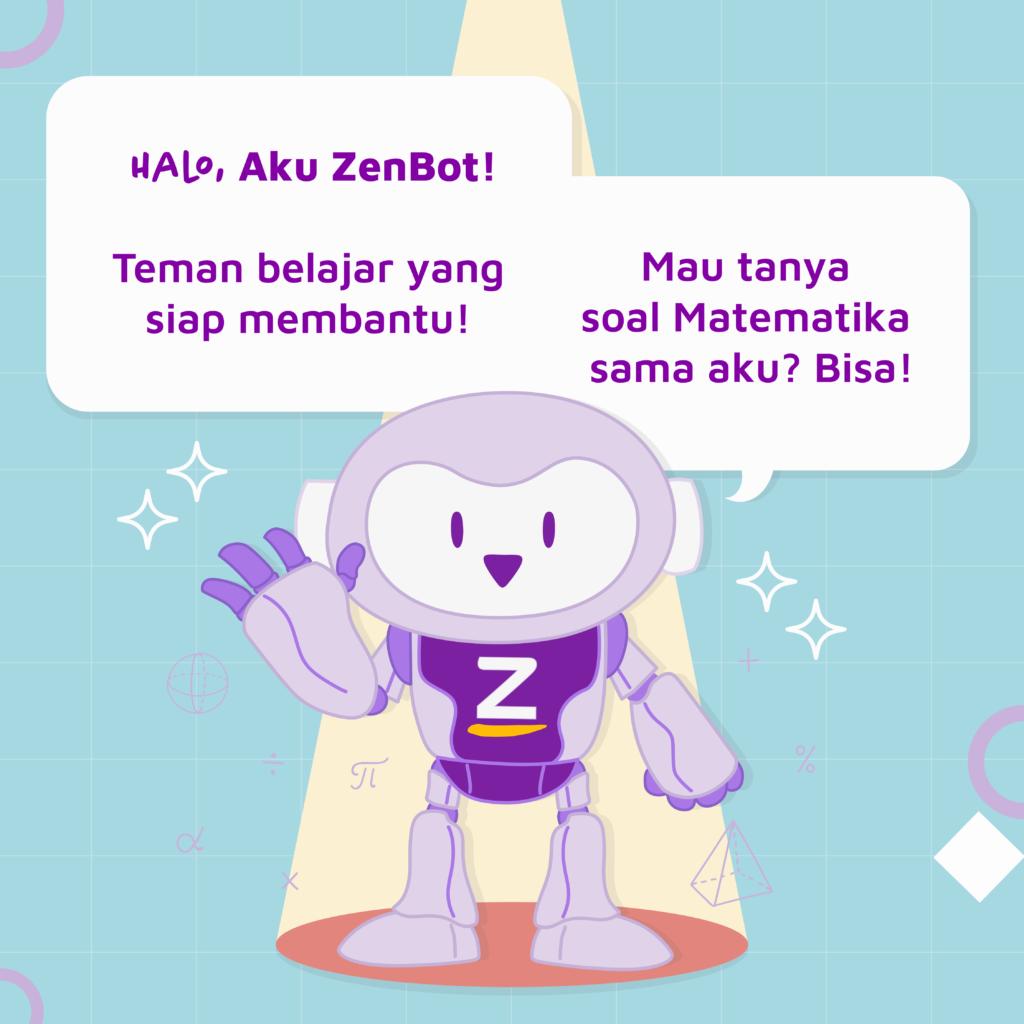 ZenBot, Solusi Persoalan Matematikamu 17